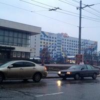 Снимок сделан в Отель «Надия» пользователем Алексей М. 12/3/2012