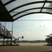 Photo taken at Gate 361 by Andreas G. on 9/7/2013
