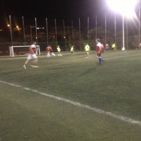 Photo taken at Calcio FC by Chava A. on 4/5/2013
