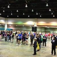 Photo taken at Gatlinburg Convention Center by Janet S. on 3/9/2013