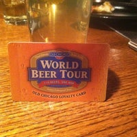 Photo taken at Old Chicago Pizza & Taproom by Heather S. on 2/21/2013