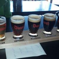 Photo taken at Pangaea Bier Cafe by Matthew G. on 1/2/2013