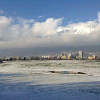 Photo taken at Golf Trainingszentrum by Philipp S. on 1/2/2013