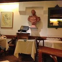Photo taken at Il Cortile by Gordon S. on 10/7/2012