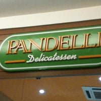 Photo taken at Pandelli Delicatessen by Filipe B. on 3/25/2013