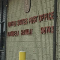Photo taken at Kamuela Post Office by Dennis C. on 4/26/2013