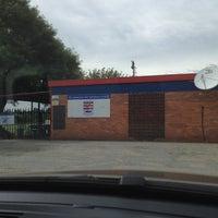 Photo taken at Germiston Sports Club by Rudi I. on 12/10/2012