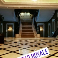 Photo taken at Retaj Royale Hotel - Four Elements Spa & Wellness by Gamze O. on 4/24/2018