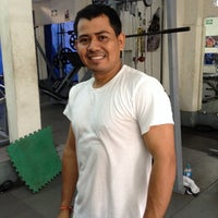 Photo taken at Central Gym by Ubardino A. on 12/26/2013