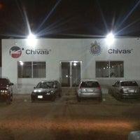 Photo taken at Escuela de Futbol Chivas Zacatecas by Milton H. O. on 3/9/2014