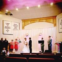 Photo taken at Slavic Gospel Church by Kendell S. on 8/11/2013