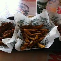 Photo taken at Wingstop by Shon W. on 2/21/2013
