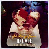 Photo taken at I.D Café by Ted P. on 3/10/2013