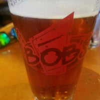 Photo taken at Bob's Burgers & Brew by Kevin on 7/23/2017