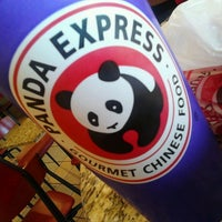 Photo taken at Panda Express by Shubi C. on 5/3/2013