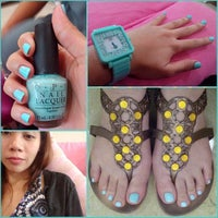 Photo taken at Nails & Lashes Corner by Rachel D. on 10/22/2013
