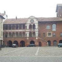Photo taken at Piazza della Vittoria by Francesco S. on 1/26/2013