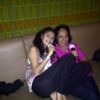Photo taken at NAV Karaoke keluarga by pupy m. on 9/30/2012