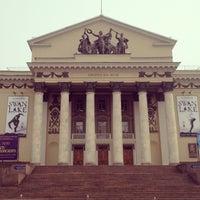 5/3/2013 tarihinde Анна П.ziyaretçi tarafından Дворец на Яузе'de çekilen fotoğraf