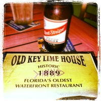 Photo taken at Old Key Lime House by David T. on 6/18/2013
