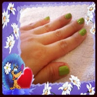 Photo taken at Nail Loft by Charm T. on 1/30/2013