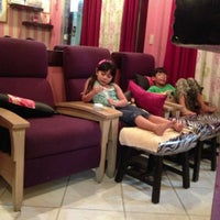 Photo taken at Nail Loft by Charm T. on 11/3/2012
