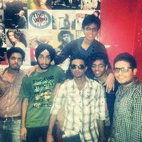 Photo taken at Chinoos Lounge by Karan S. on 11/3/2012