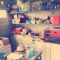 Photo taken at The Creative shack by Elke V. on 5/24/2014