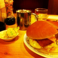 Photo taken at Komeda's Coffee by Tatuya N. on 1/17/2013