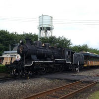 Photo taken at Umekoji Steam Locomotive Museum by akipota on 7/5/2013