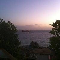 Photo taken at Royal Beach Eilat by Olga L. on 12/20/2012