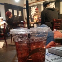 Photo taken at The 806 Coffee + Lounge by Austin H. on 11/14/2013
