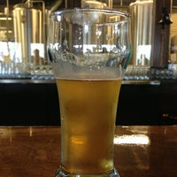Photo taken at Fairhope Brewing Company by Ashley R. on 2/9/2013