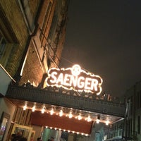 Photo taken at Saenger Theatre by Ashley R. on 2/23/2013