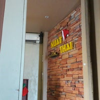 Photo taken at Nuat Thai Foot & Body Massage by Dasha M. on 11/28/2016