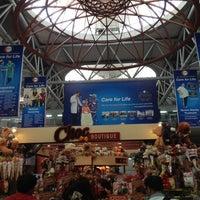 Photo taken at Kuala Lumpur Sentral Station by Wan 1. on 4/25/2013