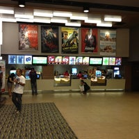 Photo taken at TGV Cinemas by Wan 1. on 1/27/2013