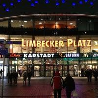 Das Foto wurde bei Einkaufszentrum Limbecker Platz von Holger M. am 12/17/2012 aufgenommen