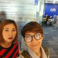 Photo taken at Citibank by L. Ellemanzo T. on 12/30/2016