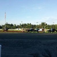 Photo taken at Saratoga Casino and Raceway by Wayne on 7/7/2013