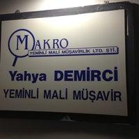 Photo taken at Makro YMM Ltd. Şti. by Alper E. on 10/8/2013