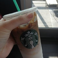 Photo taken at Starbucks by Brittany P. on 5/19/2013