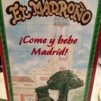 Photo taken at El Madroño by Angel L. on 12/24/2012