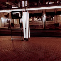 Photo taken at TriMet Stop ID 7800 by Sascha W. on 12/21/2016