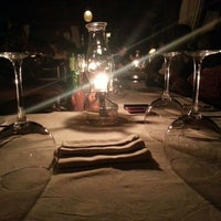 Photo taken at Mediterraneo Restaurant by Solomon T. on 12/13/2012
