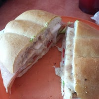Photo taken at Ricas Tortas Calientes by Lisa O. on 5/15/2014