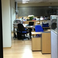 Photo taken at BEKO Office by @nchou$ on 1/22/2013