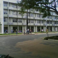 Photo taken at UFAM - Mini Campus by Kelson S. on 12/13/2012