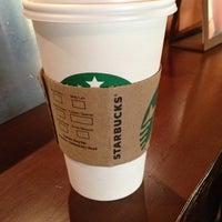Photo taken at Starbucks by Gus L. on 10/7/2012