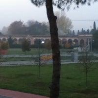 Photo taken at Giardino Vigili Del Fuoco by Francesca r. on 11/26/2012